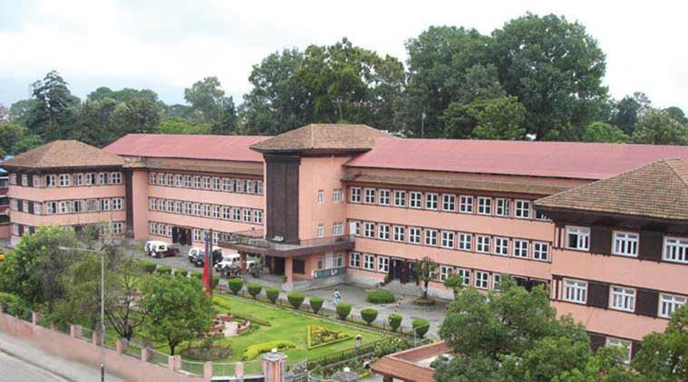 Nepal SC judge hearing Kantipur Daily case walks out ofcourt