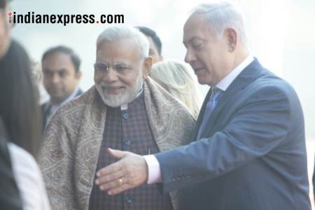 Benjamin Netanyahu thanks PM Modi, says India visit was 'historic'