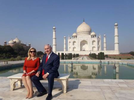Benjamin Netanyahu in India LIVE UPDATES: Israel PM visits Taj Mahal