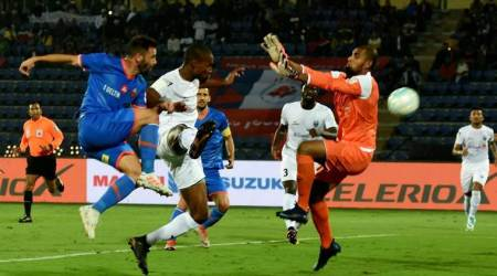 ISL: North East United FC stun FC Goa 2-1, return to winning ways