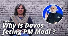 Opinion | Why Is Davos Feting Prime Minister Modi ?
