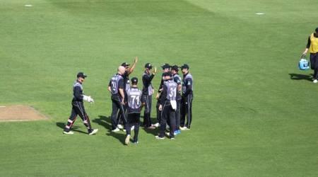 New Zealand vs Pakistan, Live Cricket Score, 1st T20: Pakistan all out for 105 against New Zealand