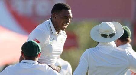 India vs South Africa, 2nd Test: Lungi Ngidi makes it a debut to remember