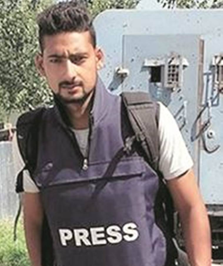 Photojournalist Kamran Yusuf, Kamran Yusuf Bail Plea, NIA, NIA court, J-K News, India News, Indian Express, Indian Express News