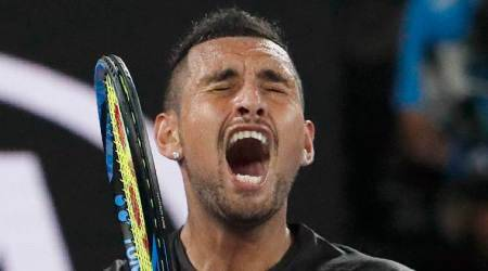 Davis Cup: Nick Kyrgios plays Jan-Lennard Struff on first day of Australia-Germany