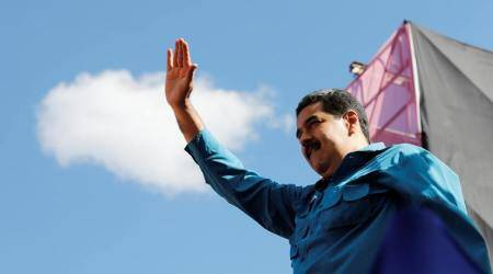 Venezuela's Nicolas Maduro meets US senator after election, sanctions