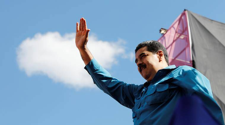 Split emerges in Venezuela opposition over talks with government