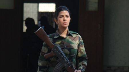 The Test Case trailer: Nimrat Kaur's remarkable performance could make for a watchable military drama