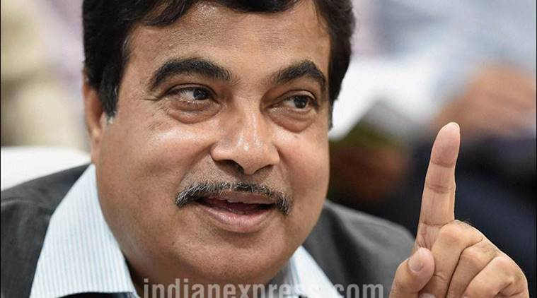 Nitin Gadkari on Indian ports