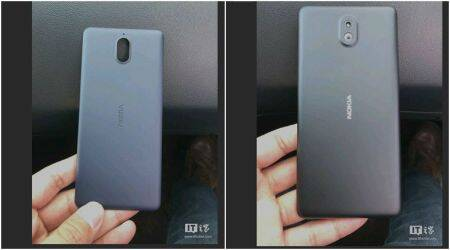 Nokia 1 prototype images spotted online, could feature polycarbonate back