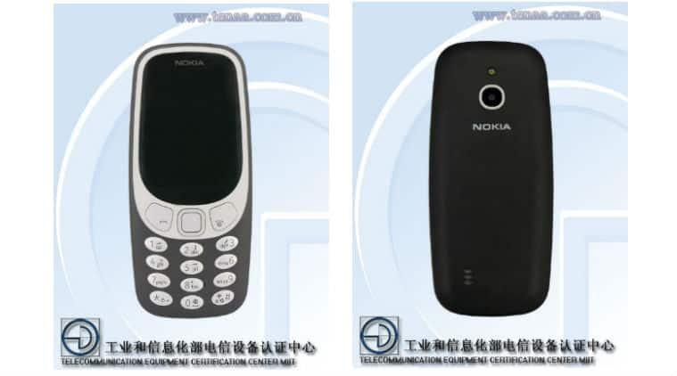 Nokia 3310, Nokia 3310 4G, Nokia 3310 TENAA, HMD Global, Nokia 3310 4G specifications, Nokia 3310 4G release date, TANAA, Nokia