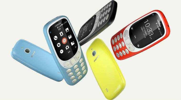 Nokia 3310 4G Launched : Check complete specifications