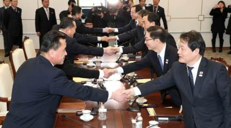 UNSC welcomes Korea talks which can build confidence and trust