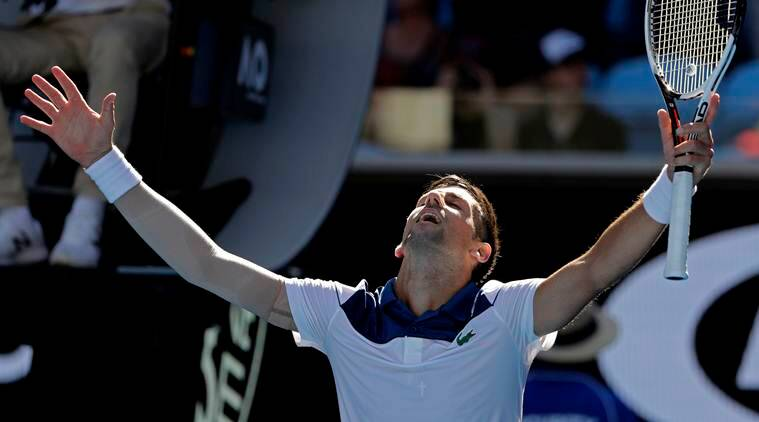 Federer, Djokovic take control in Melbourne