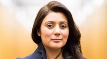 Kashmiri-origin Nus Ghani becomes first Muslim woman minister to address House of Commons