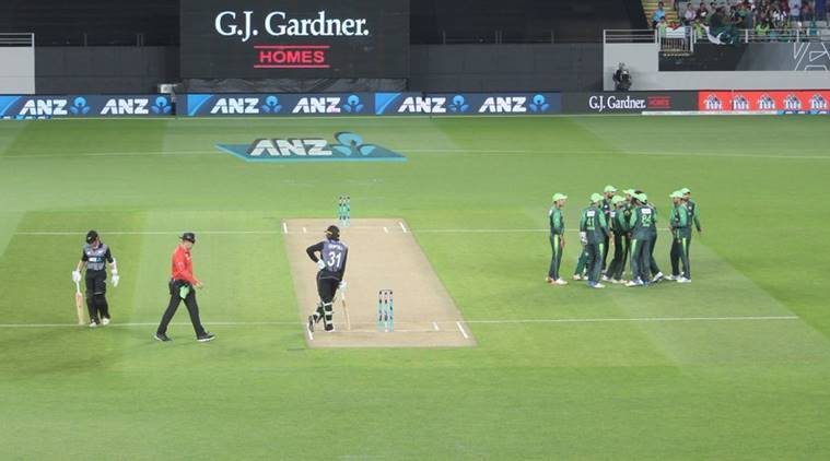 New Zealand lose to Pakistan