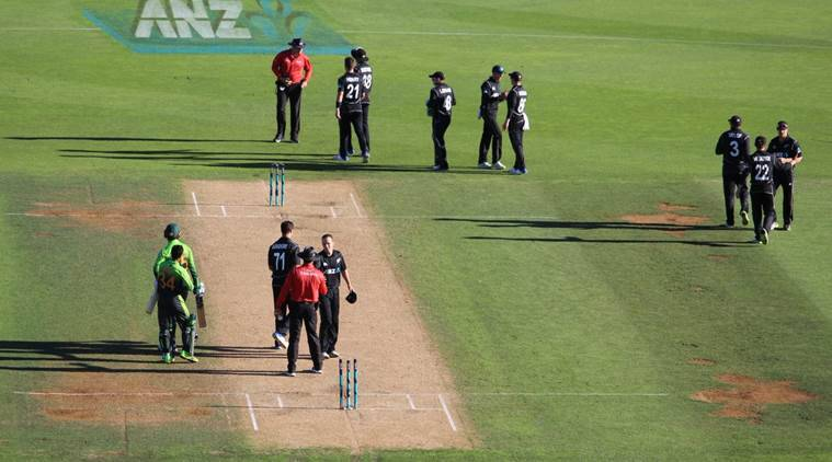 Pakistan vs New Zealand - Highlights & Stats