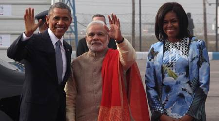 'Obama received gifts worth USD3K during Jan 2015 India visit'