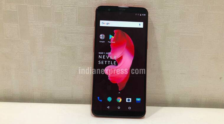 OnePlus 5T Lava Red variant available for sale in India