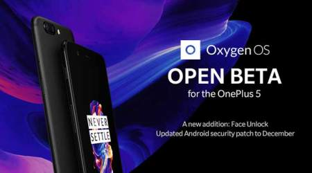 OnePlus 5 gets Face Unlock feature in new OxygenOS beta 3