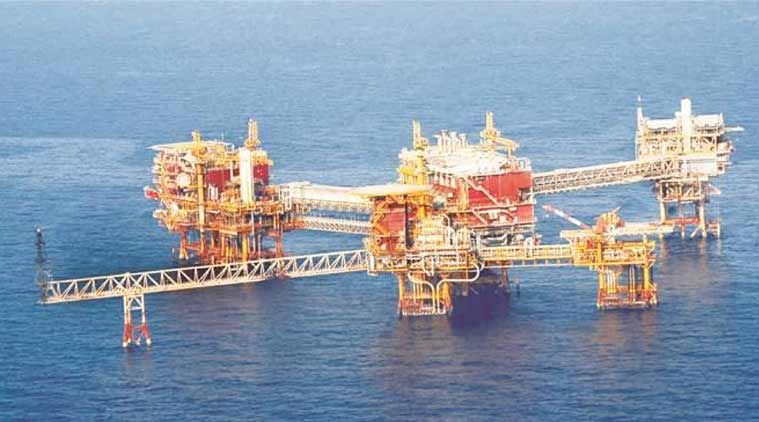 ONGC, ONGC oil wells, ONGC gas lines, indian express, business news