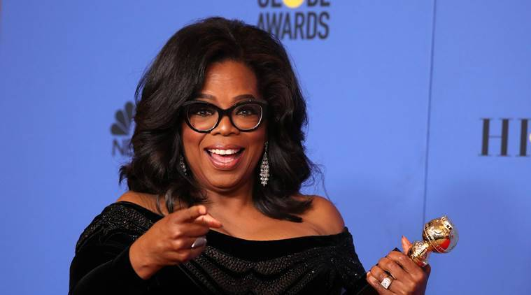 Oprah for president? Don't rule it out!