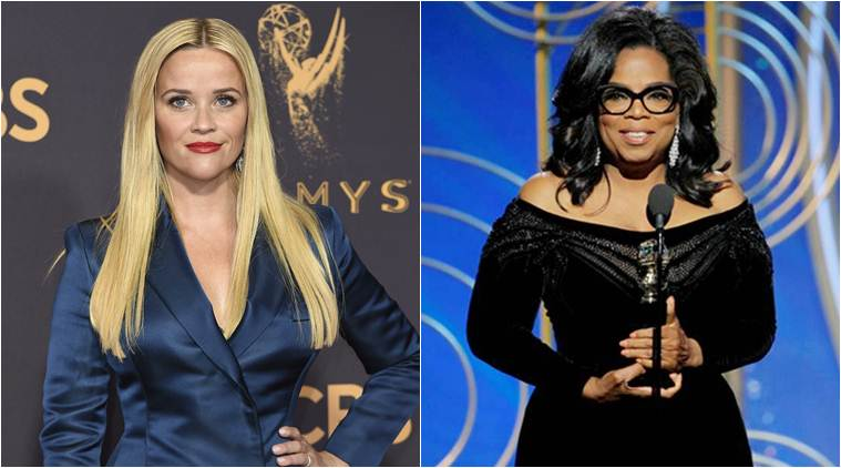 Oprah Winfrey, Reese Witherspoon