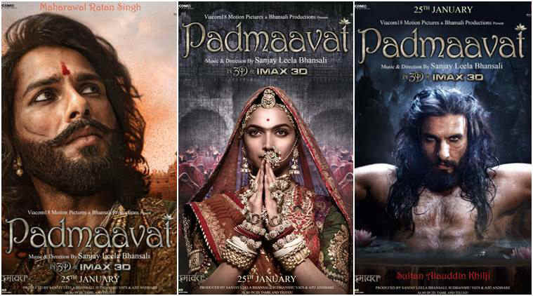 Gujarat Bans Release of Bhansali's Padmaavat on January 25 After Protests