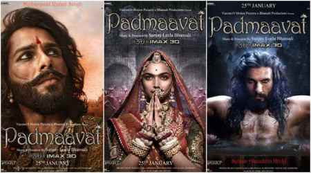 Padmaavat finally gets an official release date, to arrive on January 25