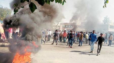 Padmaavat movie release LIVE updates: Day before release, violent protests in several parts of the country