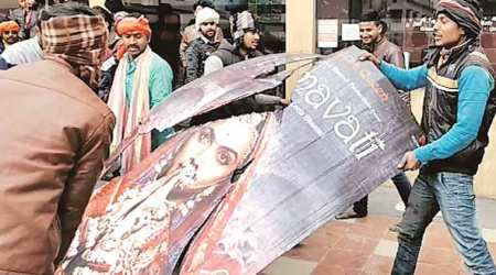 Padmaavat row: Rajput groups want 'unofficial ban' to stay, states say will study Supreme Court order