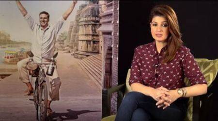 Twinkle Khanna: PadMan has a man talking about something that even women shy away from, watch video
