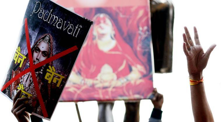 Padmaavat, Karni Sena, Padmaavat protests, Jauhar, Padmavati protests, Padmavati ban, Rajput women, Indian Express