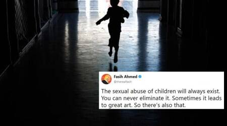 Pakistani journalist's shocking remarks on child sexual abuse and rape trigger outrage on Twitter