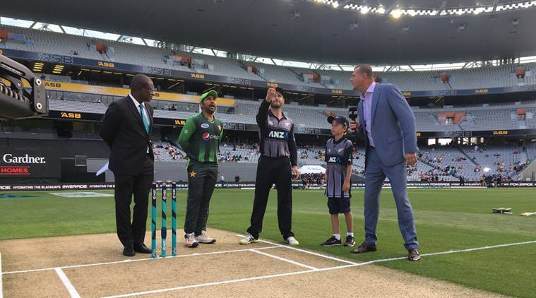 New Zealand vs Pakistan T20 toss
