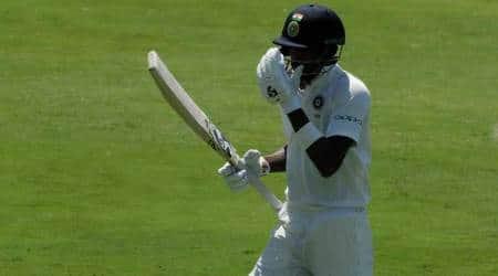 India vs South Africa, India tour of South Africa, Hardik Pandya, Hardik Pandya run out, sports news, cricket, Indian Express