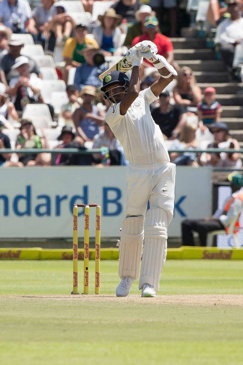South Africa vs India, Cape Town Test