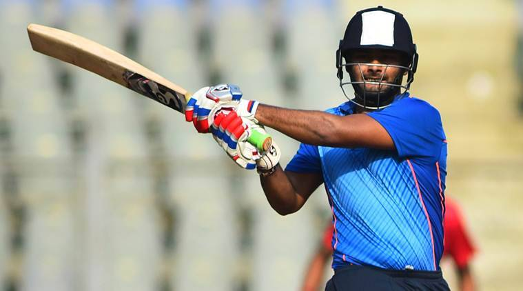 Rishabh Pant blasts 35-ball century for Delhi against Himachal Pradesh