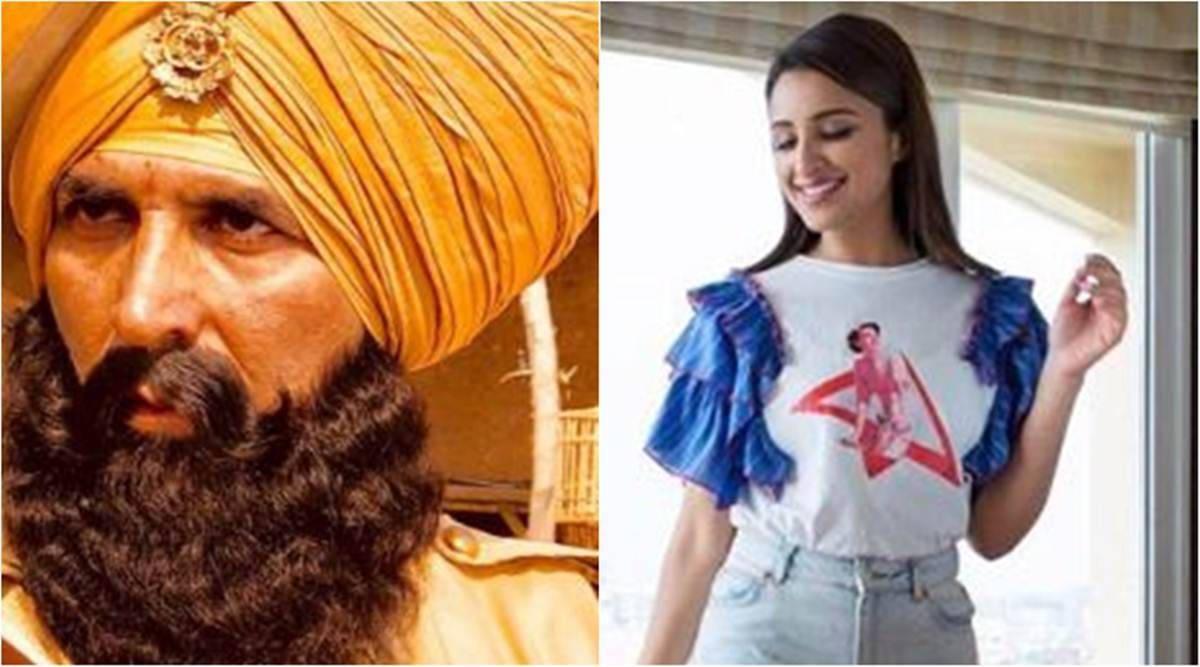 Confirmed: Kesari has Parineeti Chopra playing Akshay Kumar's love interest