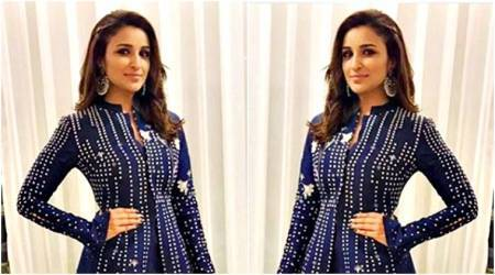 Parineeti Chopra, Parineeti Chopra fashion, Parineeti Chopra ethnic wear, Parineeti Chopra style, Parineeti Chopra latest photos, Parineeti Chopra latest news, Parineeti Chopra updates, Parineeti Chopra images, Parineeti Chopra pictures, celeb fashion, bollywood fashion, indian express, indian express news