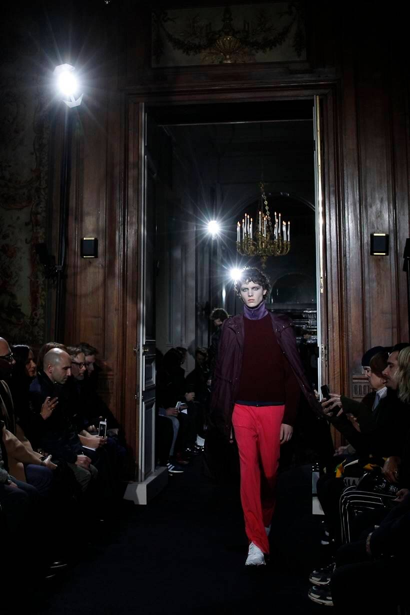 Paris Fashion Week 2018, Paris Men's Fashion Week 2018, Paris Fashion Week 2018 Julien David designs, Walter Van Beirendonck 2018 designs, Valentino 2018 designs, indian express, indian express news