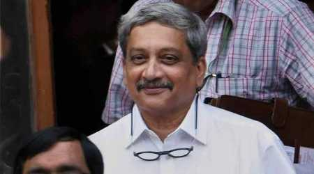 Here is why Manohar Parrikar no longer rides a scooter