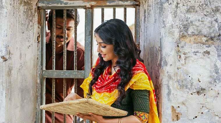 Parvatii Nair films, nimir parvatii nair