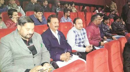In Punjab twister, Rajput leaders watch Padmaavat, give it a big thumbs-up