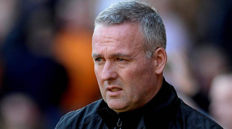 Paul Lambert appointed Stoke City manager as successor to Mark Hughes