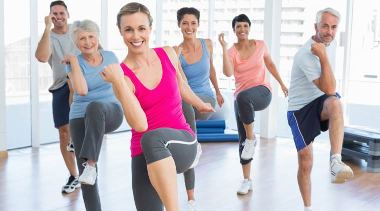 exercise and heart, exercise reverse ageing, age related diseases, exercise benefits