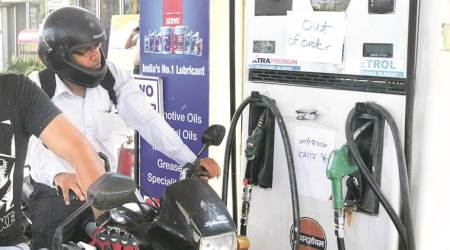 Opposition likely to corner Modi government over fuel pricehike