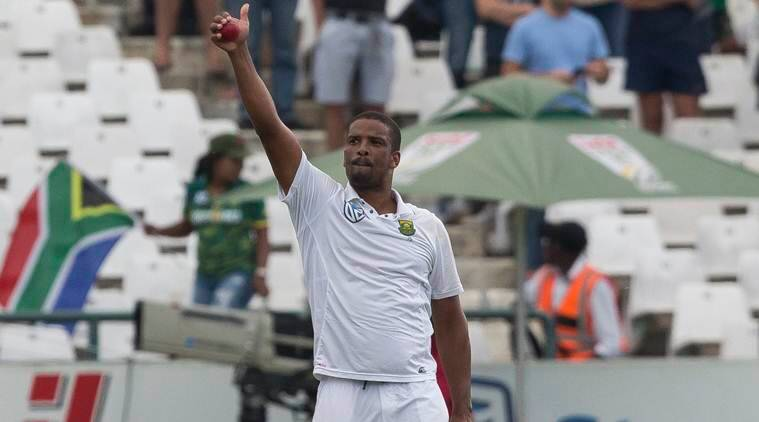Clinical Philander drives Proteas towards victory