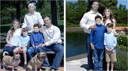 Can you guess why this adorable family portrait has become a hilarious Internet sensation?
