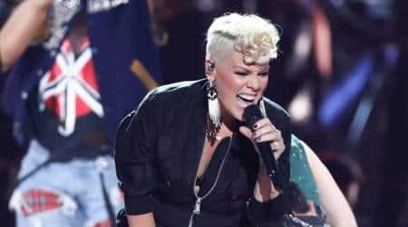 Pink to sing national anthem at SuperBowl